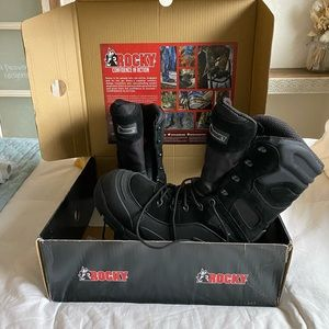 Men's size 12 Rocky Xtreme cold boot